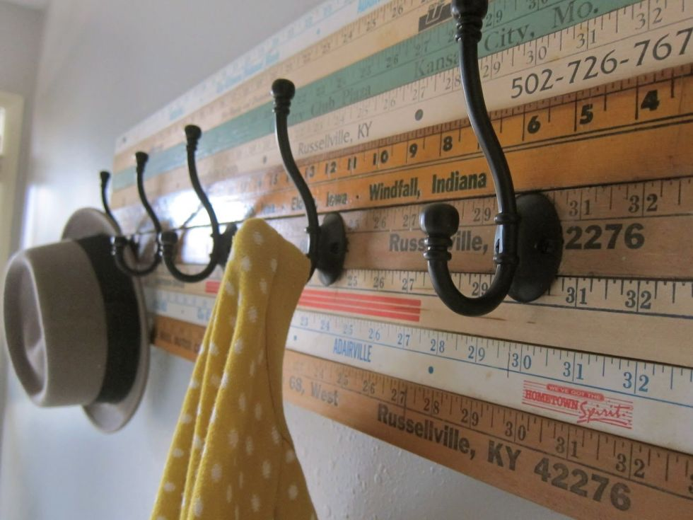 How To Hang Coat Rack Without Nails Jasonmbaker Com